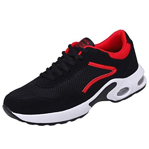 VBWER Unisex Uomo Donna Scarpe Sneaker per Adulti Slip on Scarpe Sportive Sneakers Outdoor Scarpe da Corsa Leggere per Il Tempo Libero Scarpe Traspiranti con Cuscino d'A