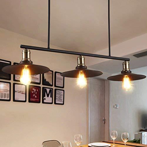 Meters Retro Industrial Wind Kronleuchter Restaurant Lampe Billardtisch Bar Kreative 3 Kronleuchter