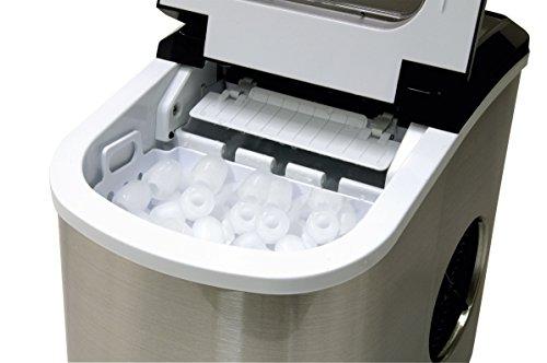 Caso IceMaster Pro – Design Eiswürfelmaschine, kleine & große ...