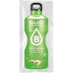 Paquete de 12 sobres bebida Bolero sabor Citronela