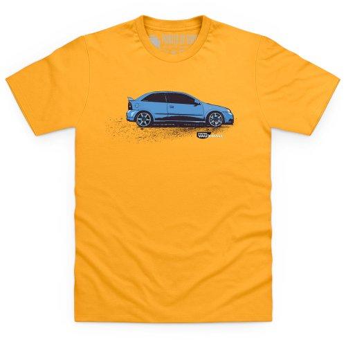 BlueAstraGsi T-Shirt, Herren Gelb