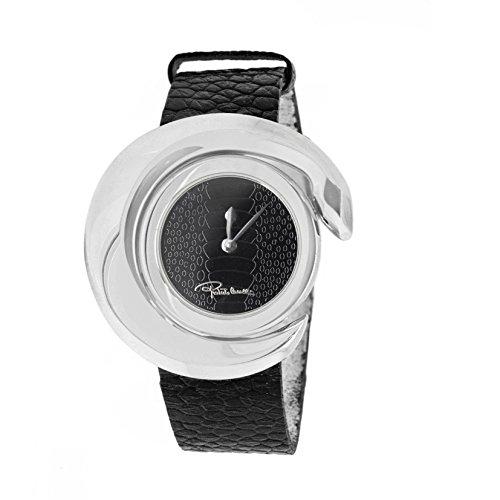 Roberto Cavalli Timewear Orologio in Pelle Mod.7251113015 Nero