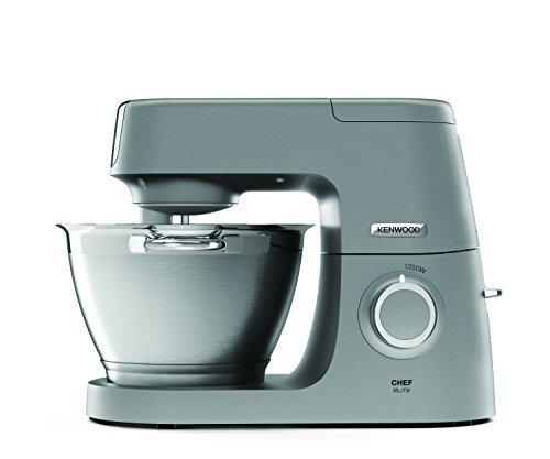 Kenwood Chef Elite KVC5100S Stand Mixer – Silver