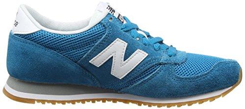 New Balance Unisex-Erwachsene 420 70s Running Suede Sneakers Blau (Turquoise)