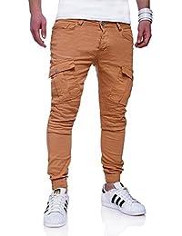 MT Styles Cargo Jogging-Jeans pantalon homme RJ-3190