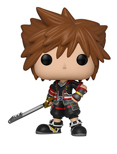 Funko – Pop.Color Kingdom Hearts 3 Color Sora,, 34052