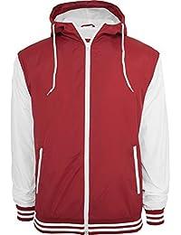 Urban Classics Herren Jacke 2-tone College Sweatjacket