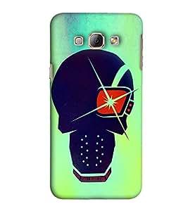 EagleHawk Designer 3D Printed Back Cover for Samsung Galaxy A8 - D906 :: Perfect Fit Designer Hard Case