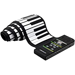 Piano Teclado Enrollable Flexible Roll Up - Funkey RP-88