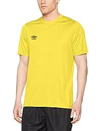 Umbro Oblivion Camiseta de fútbol, Hombre, Amarillo, ...
