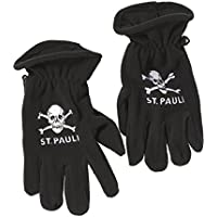Upsolut FC St. Pauli - Totenkopf Handschuhe Fleece