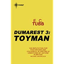 Toyman: The Dumarest Saga Book 3