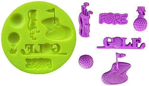 stampo-in-silicone-per-uso-artigianale-rappresentante-il-calco-di-sacco-con-mazze-da-golf-campo-da-g