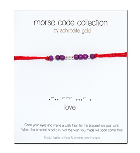 red-string-bracelet-stocking-filler-morse-code-bracelet-lucky-love