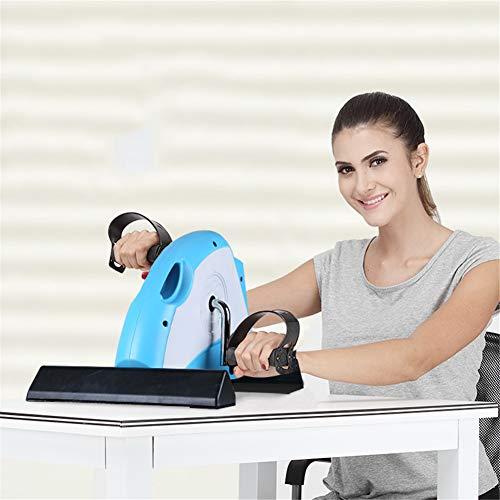 WLIXZ Pedal Exerciser mit LCD-Bildschirm, für Senioren-Rehabilitationsrad, Arm- und Beinpedalmaschine