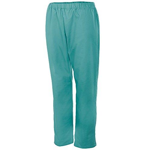 Velilla 333/C/T Moderne Pyjamahose, Blau, 333/C28/T12