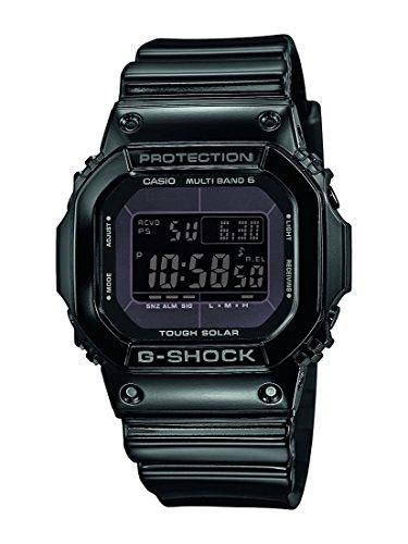 Casio Homme Digital Quartz Montre avec Bracelet en Résine GW-M5610BB-1ER