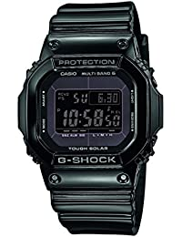 Casio G-Shock Herrenuhr Digital mit Resinarmband – GW-M5610BB-1ER