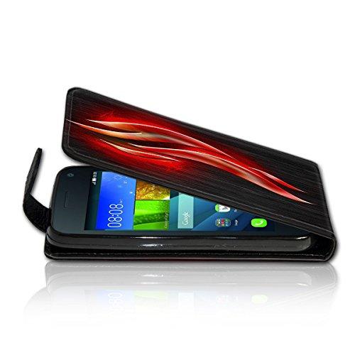 Vertical Flip Style Housse Case Étui Coque Motif cartes étui support pour Apple iPhone 6/6S–Variante ver36 Design 3