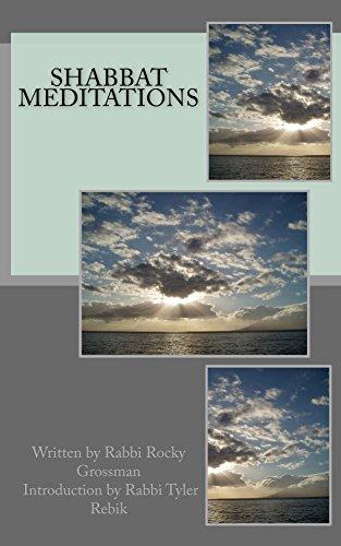 Shabbat Meditations (English Edition) por Rocky Grossman