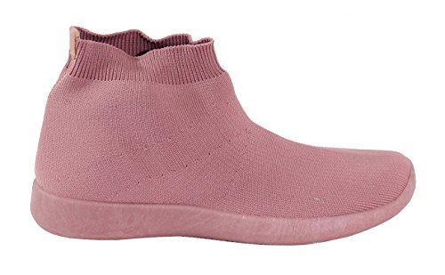 By Shoes - Damen Sneakers Pink