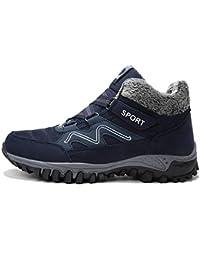 Zapatillas deportivas para damas, zapatos de algodón para el invierno 2018 Calzado deportivo al aire