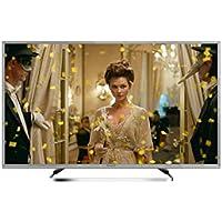 Panasonic TX-43FSW504S 43 Zoll Smart TV (108 cm, TV LED Backlight, Full HD, Quattro Tuner, HDR, silber)