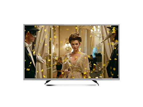 Panasonic TX-49FSW504S 49 Zoll Smart TV (123 cm, TV LED Backlight, Full HD, Quattro Tuner, HDR, silber)