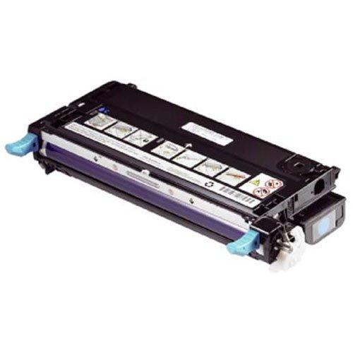 Original Dell 3130cn High Capacatiy Toner Kit, ca. 9000 Seiten, cyan