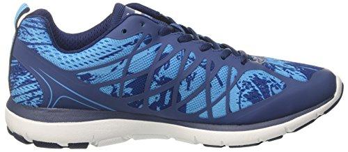 Diadora Herren X Run 2 Laufschuhe Blau (Blu Classico Blu Fluo)