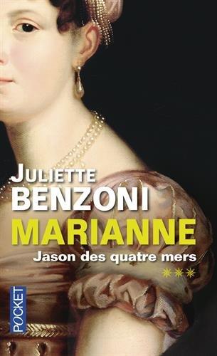 Marianne, tome 3 : Jason, quatre mers