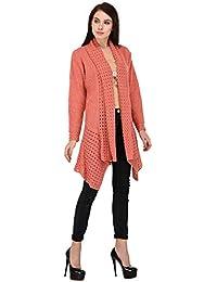 eWools Women Ladies Girls Winter wear Woolen Cardigan Shrug (B_Shrug)