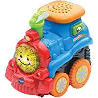 Holzspielzeug Beeboo Baby Press & Go Feuerwehr mit Licht & Sound Sonstige
