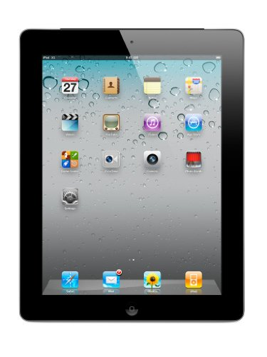 Apple MC774FD/A iPad 2 24,6 cm (9,7 Zoll) Tablet-PC (Apple A5, Touchscreen,...