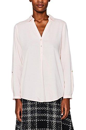 Esprit 998ee1f800, Blusa para Mujer, Rosa (Nude 685), 46 (Talla del Fabricante:...