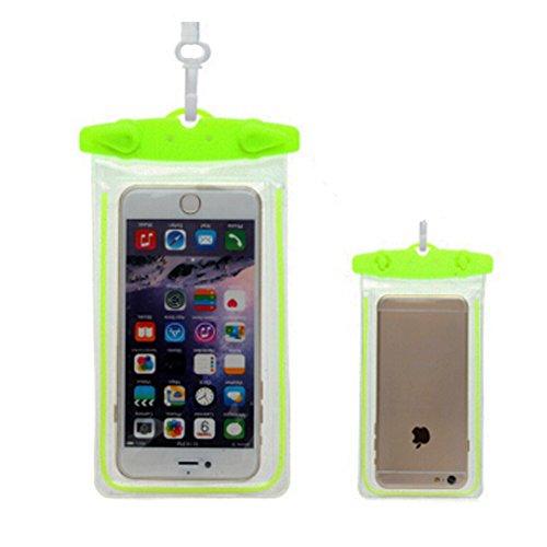 Vert olive,Etanche étui de téléphoneCellulaire à secSac pochette pour /Light