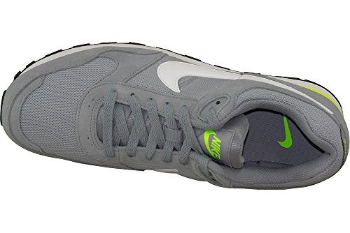 Nike MD Runner Herren Schuh 684616-410 Grau-Seladongrün-Weiß