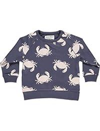 Phister & Philina Baby Boys' Elton Sea Sweat Sweatshirt