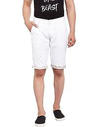 Canary London Narrow Fit Knee Length Shorts