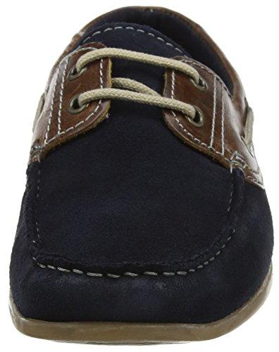 Red Tape Stratton, Mocassins (loafers) homme Bleu (bleu marine/suède)