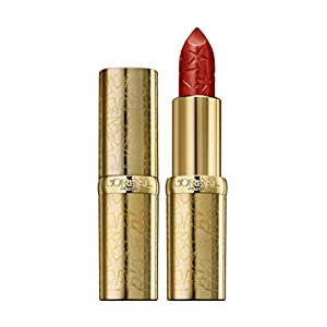 L'Oréal Paris Make-Up Designer LMU RAL CR Nu 393 Paris burning barra de labios Rojo – Barras de labios (Rojo, Paris Burning, ce2e0c, 21 mm, 20 mm, 78 mm)