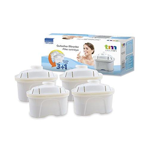 Pack de 8 meses para filtros de agua compatibles con las jarras Brita