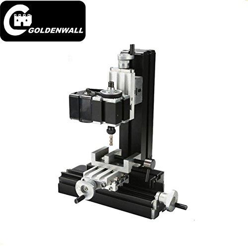 z20005m Metall Mini Fräsmaschine 24W 20000RPM Mini DIY Metall Vertikale Mill Maschine für Studenten DIY funktioniert Beste Geschenk für chrildren 's Gift -