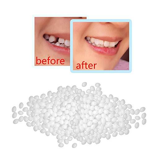 Mutter beste Geschenke !!! Beisoug Provisorisches Zahnreparaturset Zähne und Lücken falsche Zähne fester Kleber ()