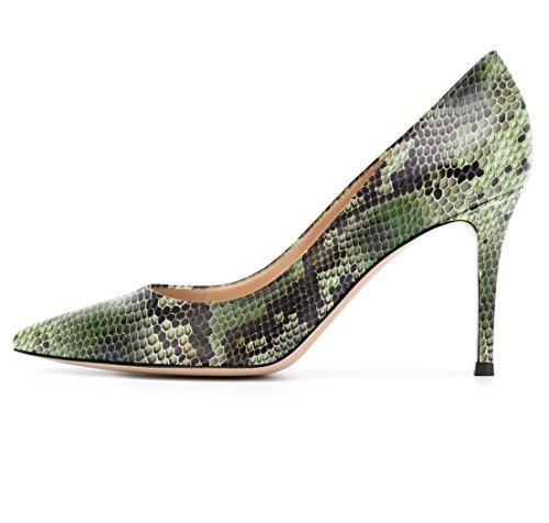 Soireelady Scarpe Chiuse Donna,Elegante Scarpe con Tacco Décolleté Scarpe Stiletto Shoes Taglia EU41