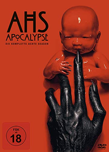 American Horror Story - Season 8 - Apocalypse [3 DVDs]