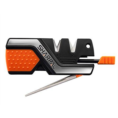 Sharpal 6-in-1 Messerschärfer & Survival Werkzeug