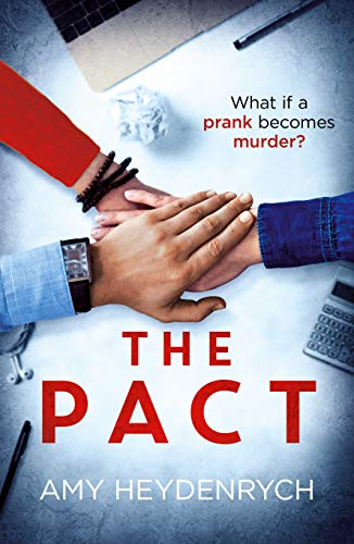 The Pact: Can you guess what happened the night Nicole died? by [Heydenrych, Amy]