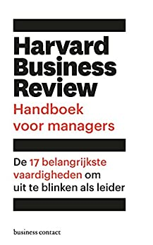 Harvard Business Review handboek voor managers van [Harvard Business Review]