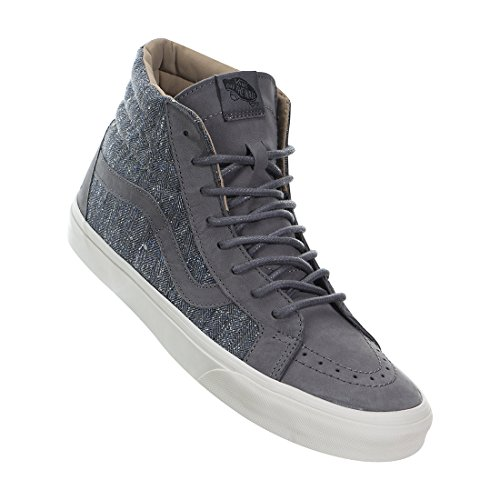 Vans Sk8-Hi Reissue DX Tweed Gray gray